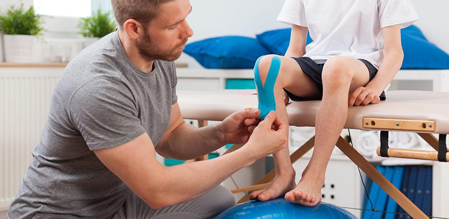 Terapia fisica e strumentale - 3C Salute