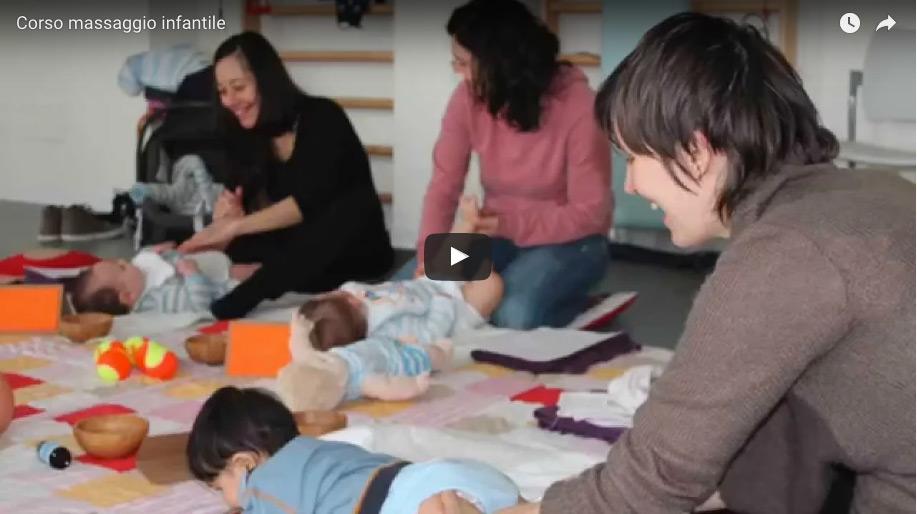 Massaggio-infantile