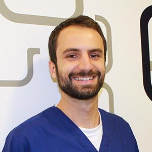 Dott. Andrea Zacchino - Dentista Reggio Emilia - 3C Salute