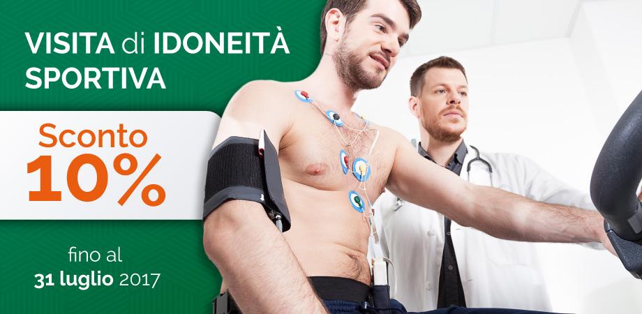 Medicina sportiva - Promo