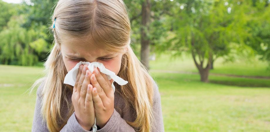 Allergie nei bambini: consigli per i genitori - 3C Salute