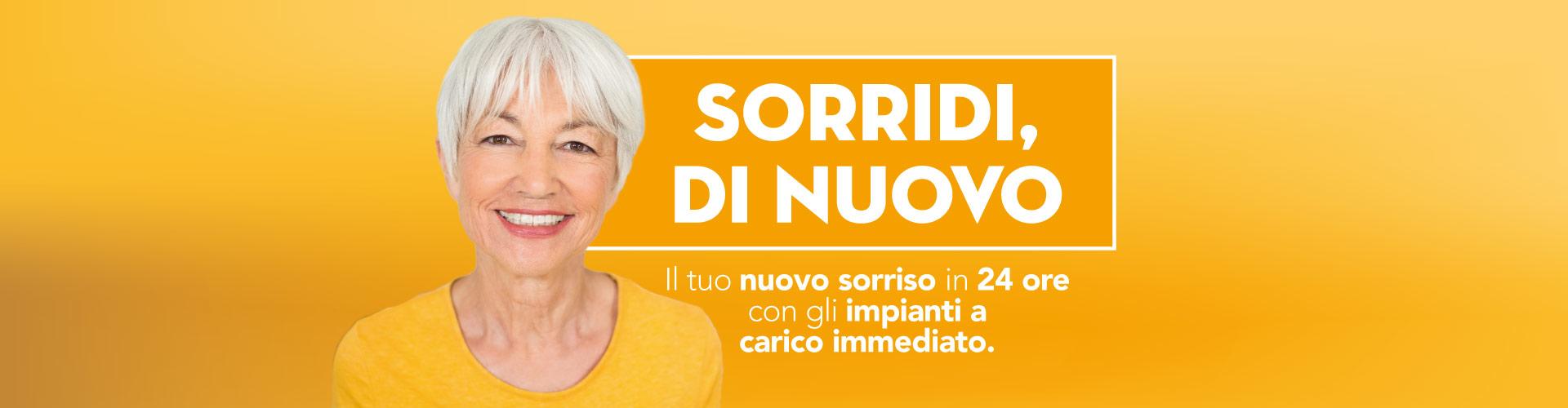 Implantologia a carico immediato Reggio Emilia - 3C Salute