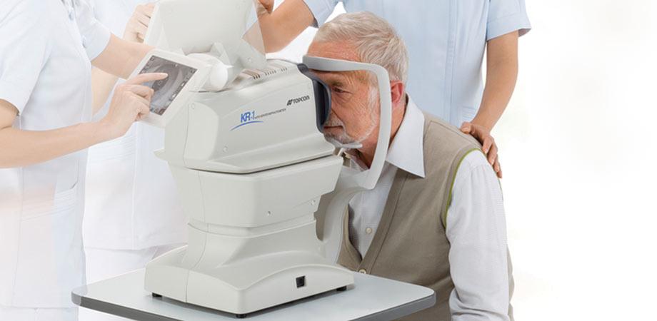 Tomografia a coerenza ottica (OCT) - 3C Salute